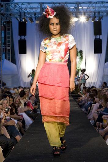 18th Street Fashion Show